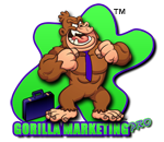 Gorilla Marketing Pro Logo