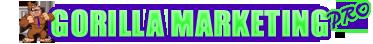 Gorilla Marketing Pro Logo