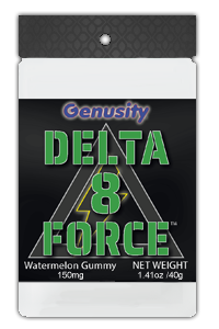 Delta 8 Force Pouch