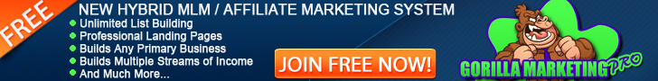 Gorilla Marketing System